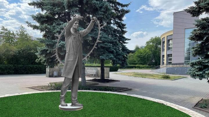 В Челябинске определились, где установят памятник врачам, спасающим больных ковидом