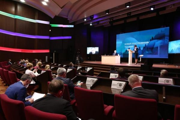 Пресс-конференция Сергея Цивилёва прошла 7 апреля