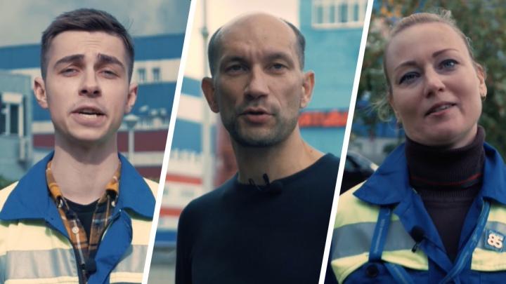 Сотрудники АЦБК записали трогательное видео ко дню рождения комбината