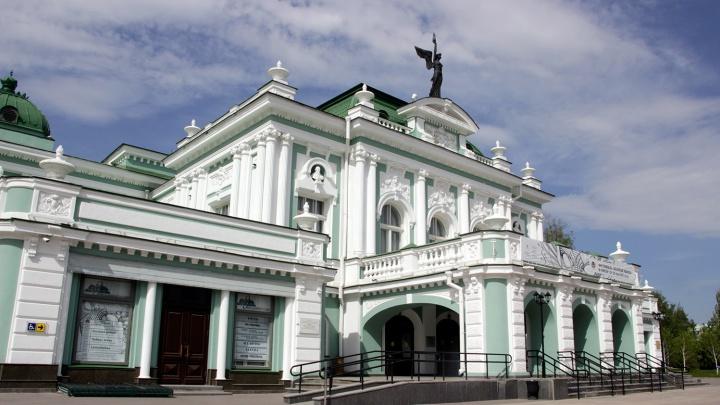 Омский драмтеатр построит ангар для хранения декораций