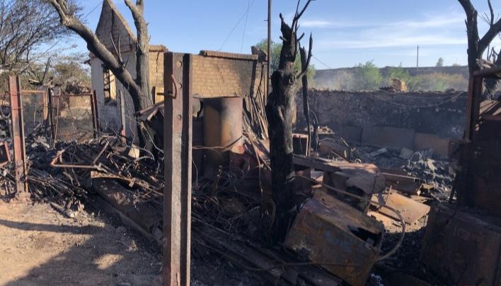 В Ростовской области будут судить главу поселения, где в природном пожаре погибла женщина
