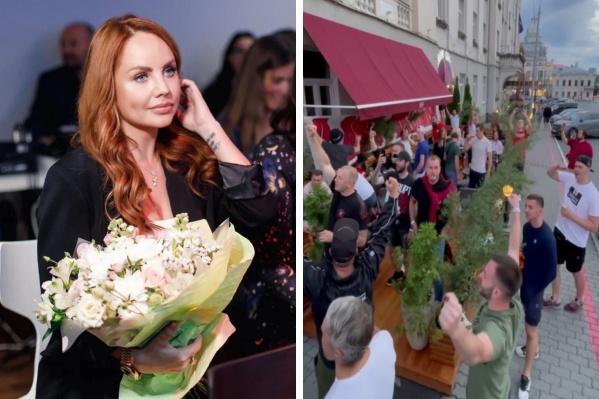 Фанаты «Спартака» хором спели песню «Знаешь ли ты» певицы МакSим