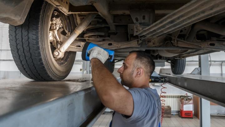 Визит на сервис: как не заплатить лишнего за обслуживание импортных автомобилей в Волгограде