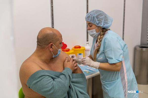 Сейчас россиянам ставят три вакцины, которые производятся на территории страны