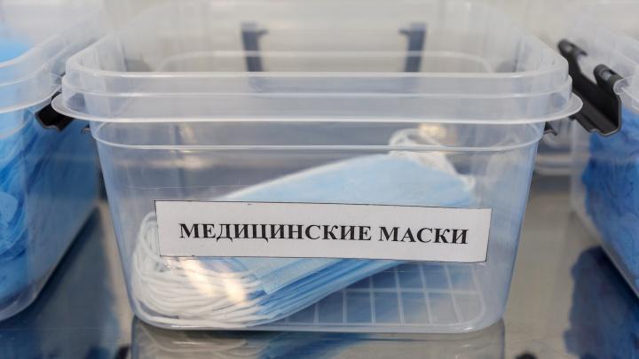 Они не могут столько стоить: ассоциация производителей СИЗов обвинила волгоградский облздрав в закупке контрафакта