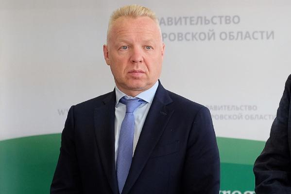 Дмитрий Мазепин внезапно отменил свое участие в Петербургском международном экономическом форуме