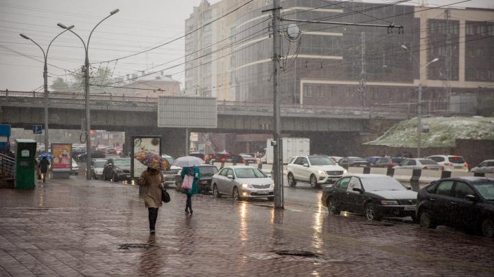 Морозы возвращаются в Новосибирск: прогноз погоды на ближайшие дни