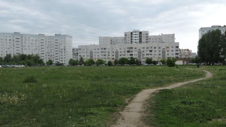 В 18-м квартале Тольятти пообещали построить школу