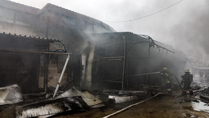 «У нее остался лишь один сын»: знакомые и коллеги рассказали о погибшей в пожаре на Качинском рынке