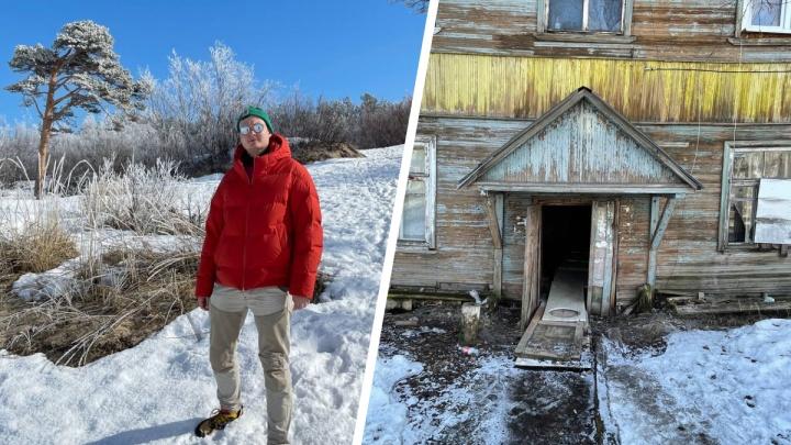 «Варламов был прав»: что удивило и ужаснуло в Поморье автора паблика «Архитектурные излишества»