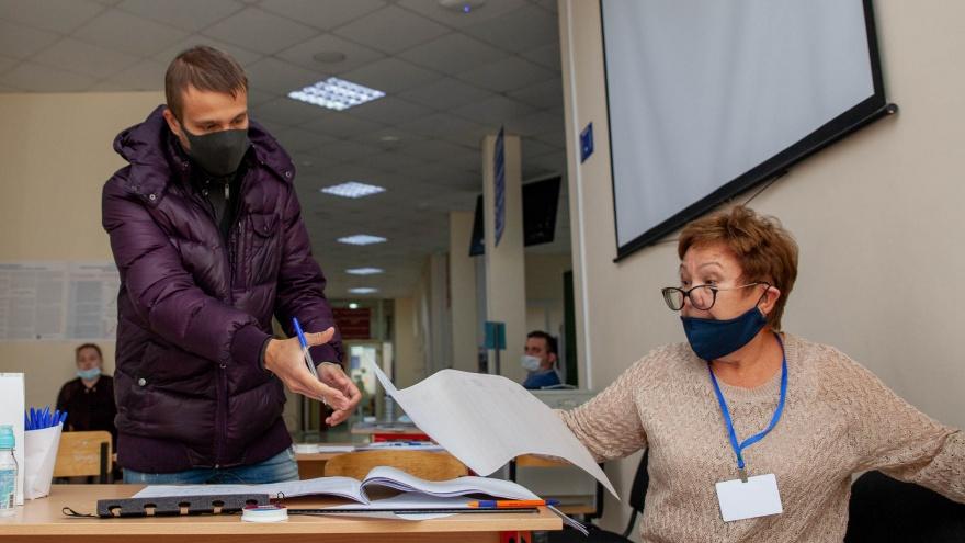 Чуть больше 9% россиян уже проголосовали на выборах в Госдуму