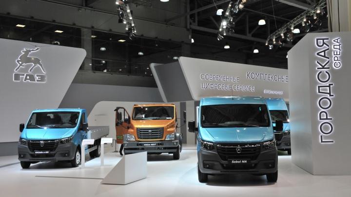 На дорогах Нижнего, Берлина и Стамбула: где будут использовать 15 новых моделей «Группы ГАЗ»