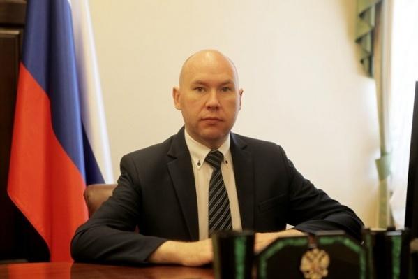 Ошибка Александра Воробьева (на фото) стоила карьеры его шефу — полпреду в УрФО Николаю Цуканову