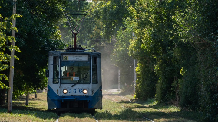 На обновление трамваев в Таганроге потратят 3 миллиарда рублей
