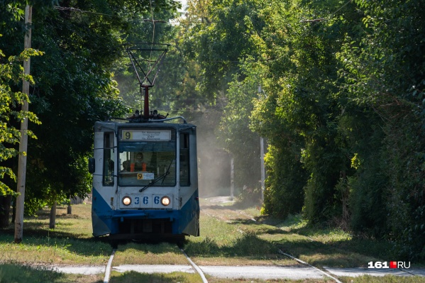 Трамвайную систему Таганрога отдадут в концессию на 30 лет