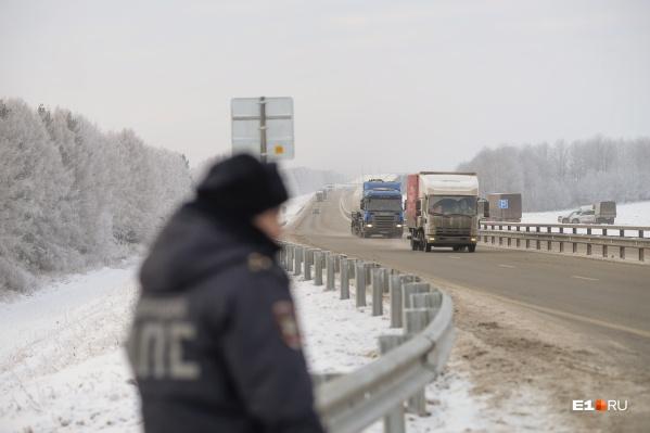 По Тюменскому тракту запретят ездить крупногабаритному транспорту