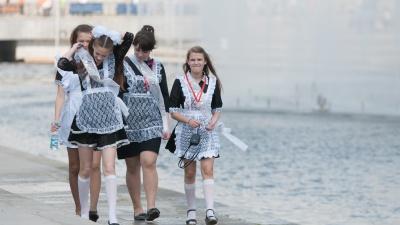 «Риски слишком велики». В Екатеринбурге отменили общегородской школьный выпускной из-за ковида