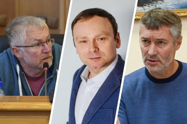 Константин Киселёв, Федор Крашенинников и Евгений Ройзман высказались о возвращении и задержании Навального