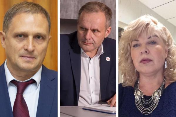 Больше всего в прошлом году смогли заработать Валерий Догадов, Глеб Орлов и Ольга Турбаба