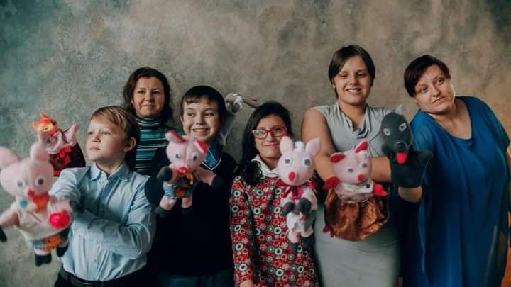 Актеры ярославского инклюзивного театра «Пикколо» поедут на IV Всероссийский фестиваль «Дети — детям»