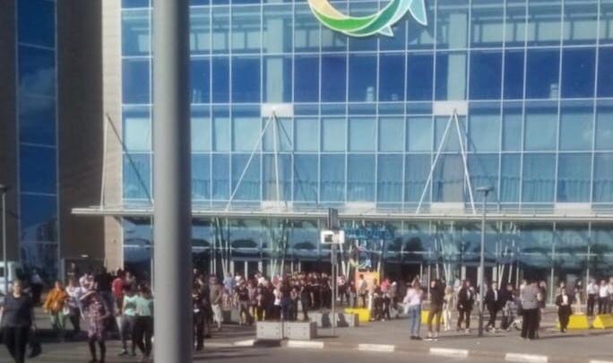 Всё, что известно об эвакуации торгового центра «Акварель» в Советском районе Волгограда