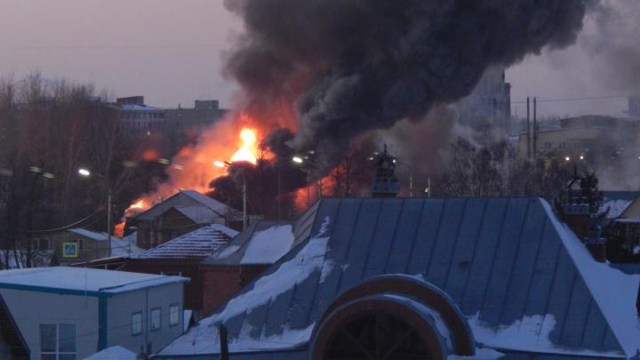 Спортивный клуб вызвался помочь многодетной семье изсгоревшего дома наОбороне