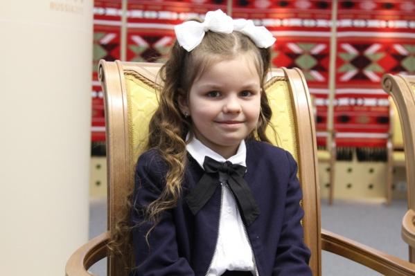 Каролина Сазонова спаслась сама и помогла своей бабушке<br>