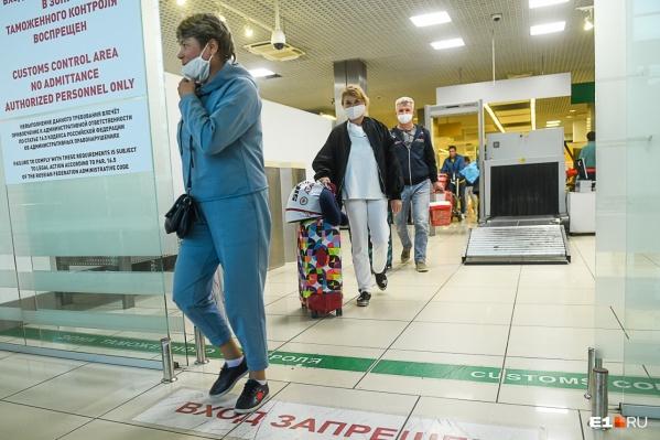 """После возвращения в Россию туристы обязаны сдать <nobr class=""""_"""">ПЦР-тест</nobr> и соблюдать самоизоляцию до получения его результатов"""