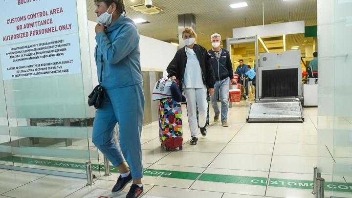 Власти рассказали, сколько южноуральских туристов заболели после возвращения из-за границы