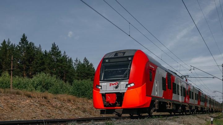 Появилось обновленное расписание скоростного поезда «Ласточка» в Самарской области