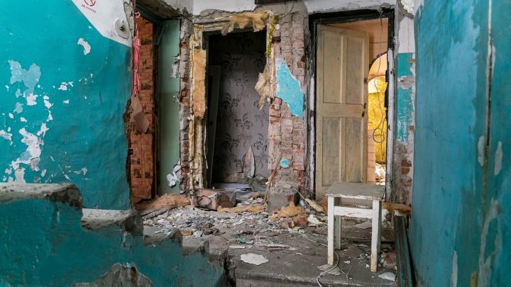 В Красноярске готовы отдать под снос аварийные многоэтажки до 1975 года постройки