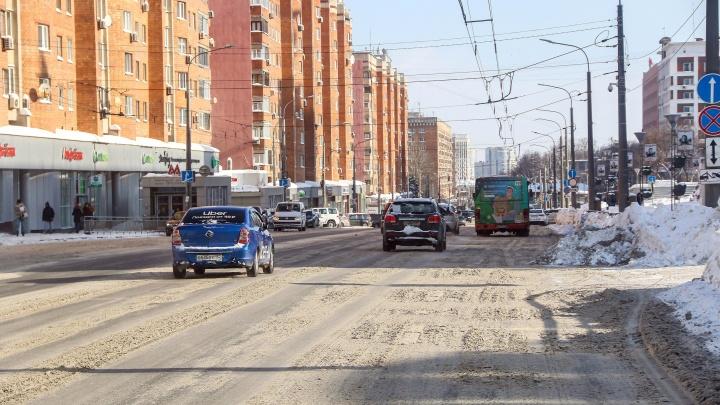 Дороги и тротуары отремонтируют на 30 улицах Нижнего Новгорода в этом году