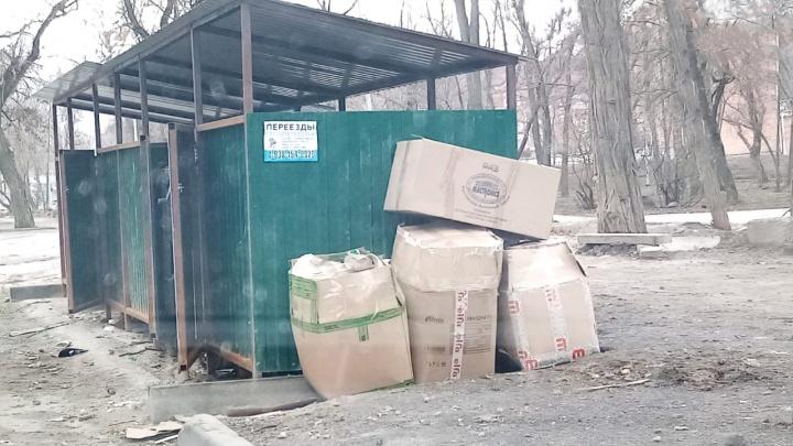 За отказ собирать и вывозить мусор законным способом бизнесменам будет грозить штраф до250000рублей