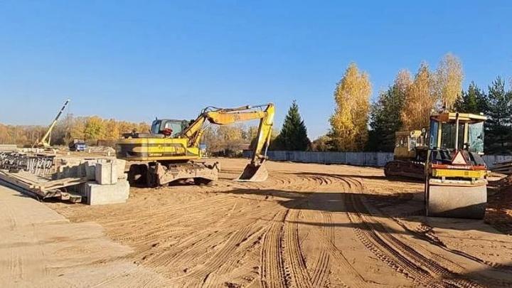 Губернатор Дмитрий Миронов рассказал, когда достроят волейбольный центр
