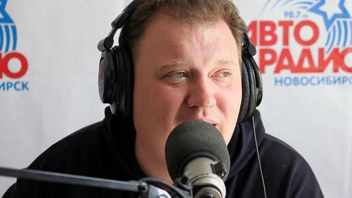 Известный радиоведущий Павел Левин скончался от коронавируса в Новосибирске