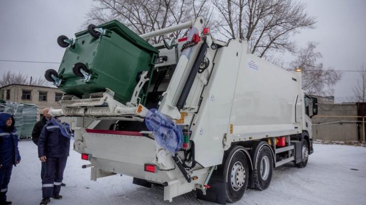 «Про успехи говорить пока рано»: власти Зауралья сообщили о промежуточных итогах мусорной реформы