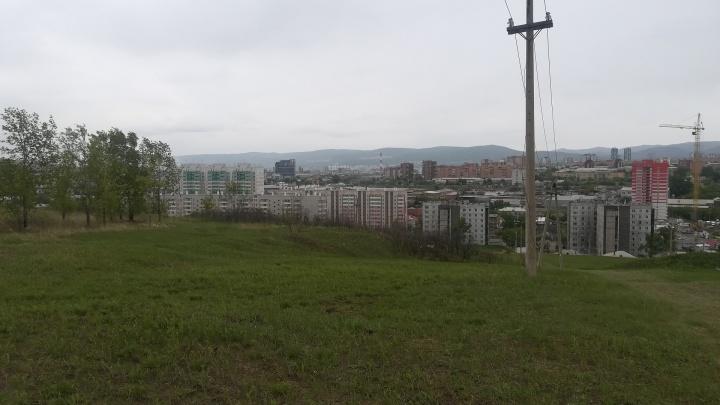 У развязки на Калинина— Маерчака продают землю под строительство автодрома