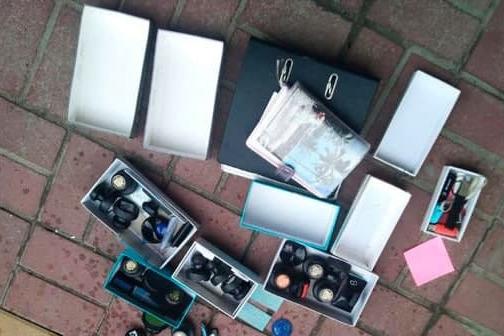 У подозреваемых изъяли документы, компьютеры и флешки