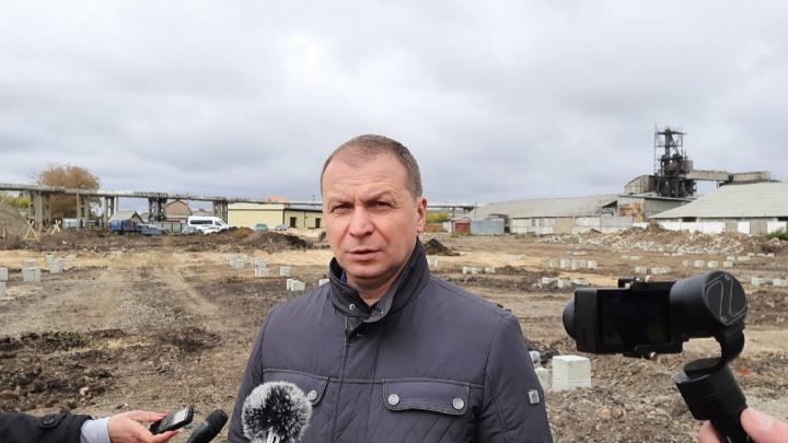 В Кургане заговорили об отставке мэра Андрея Потапова