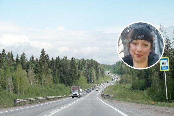 Пермячка на своей машине ехала по трассе в Новороссийск
