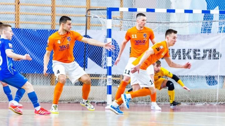 Мини-футбольный клуб «Северная Двина», которым руководил сын Игоря Орлова, объявил о закрытии