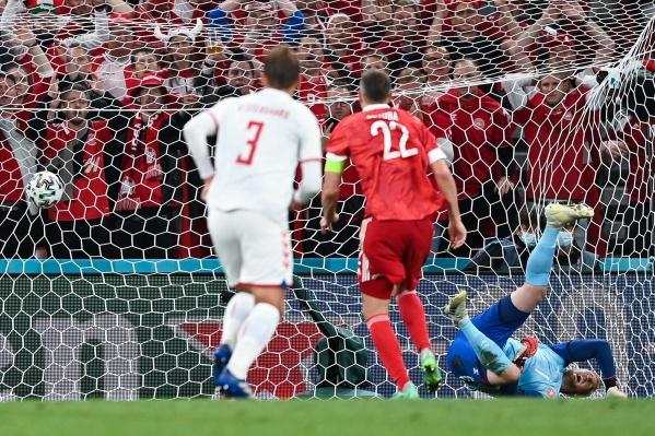 Единственный мяч за сборную России в этом матче забил Артём Дзюба