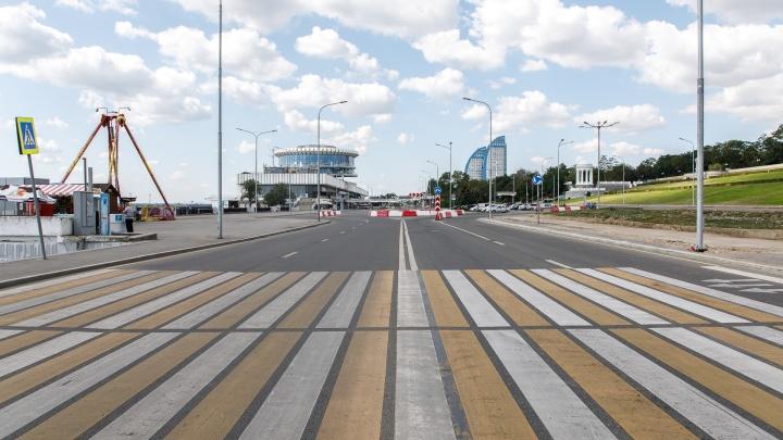 Велопарад и легкоатлетический забег перекроют движение по центру Волгограда