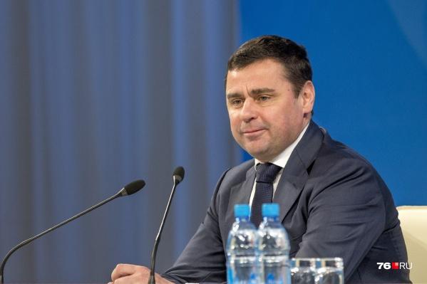 Дмитрий Миронов ответил на вопрос о втором сроке губернаторства