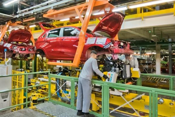 В течение трех лет Lada откажется от собственных платформ в пользу французских
