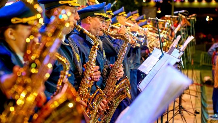 В выходные в Перми пройдет всероссийский фестиваль духовых оркестров «Фанфары Прикамья»