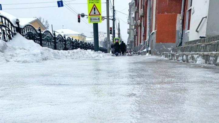 Мокрый снег и гололедица: МЧС выпустило экстренное предупреждение для ярославцев