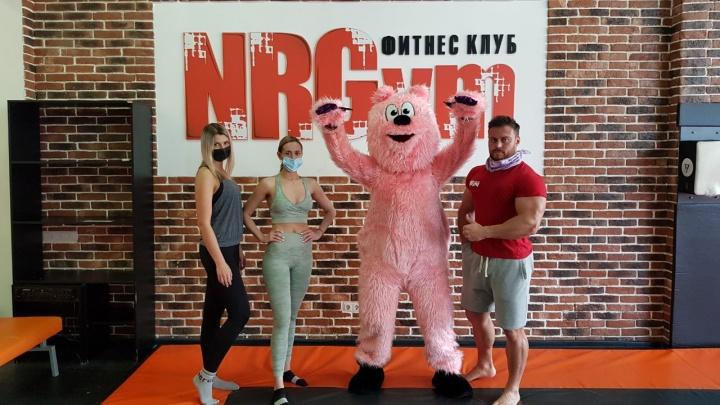 Томич пожаловался в ФАС на красноярский фитнес-клуб, пошутивший про курсы самообороны от медведей