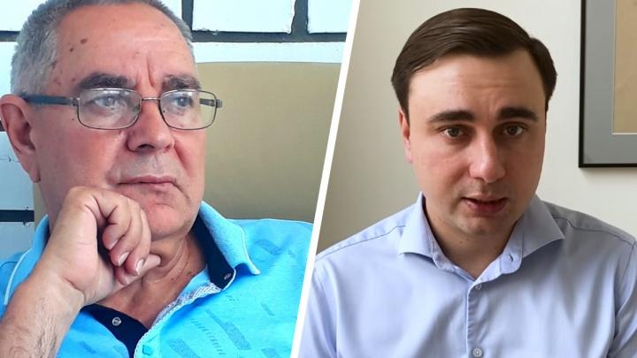 «Пыточные условия»: адвокат рассказал, где сидит отец главы ФБК, арестованный за работу в НАО