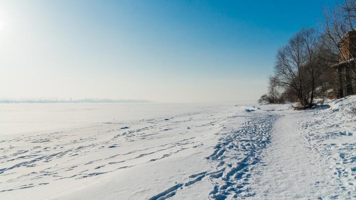 МЧС Прикамья предупреждает о похолодании до -25°С